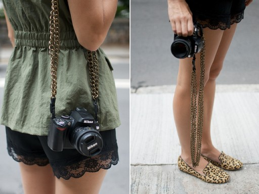 How to make DIY chain camera strap