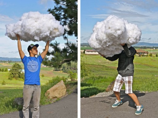 How to make DIY cloud