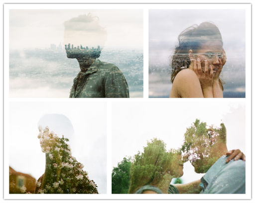 How to shoot dreamy double exposure portraits