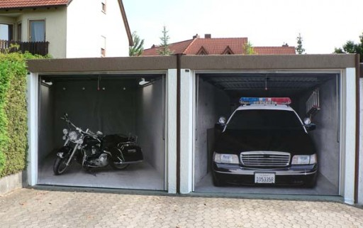 20+ door stickers to make your garage cooler 4
