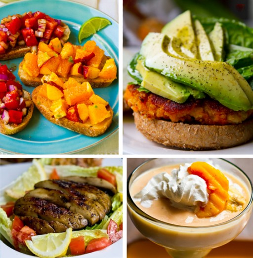 40 recipes for summer time 3