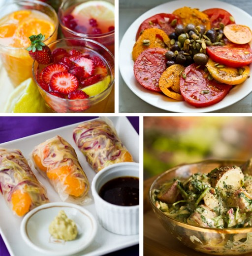 40 recipes for summer time 4