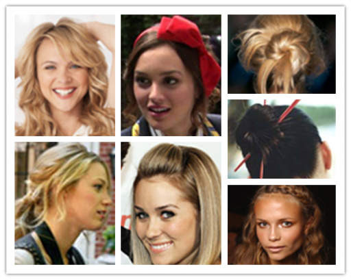 7 quick and easy hairstyles to get you ready fast