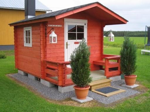 Build A Sauna House Over A Weekend With Diy Sauna Kit Diy
