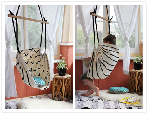 How To Make DIY Hammock Chair