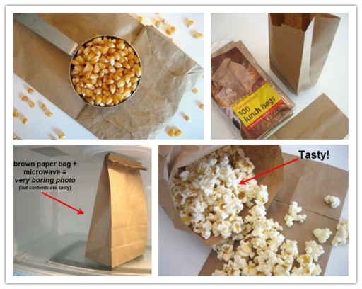 How to make DIY homemade popcorns