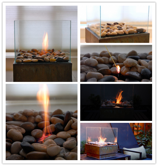 How to make a simple DIY firepit 2