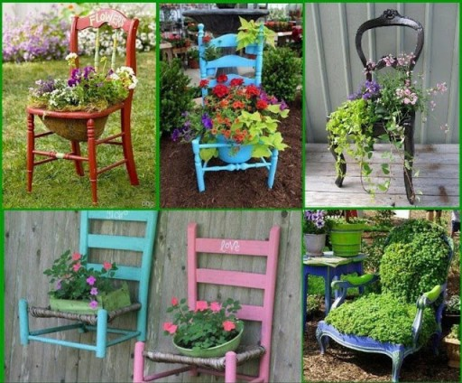 Some unusual garden ideas 1