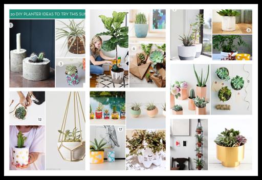 20 Summer DIY Planter Ideas