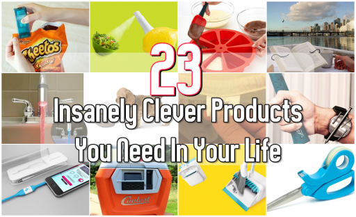 23 Insanely Clever Products You Have To Have In Your Life