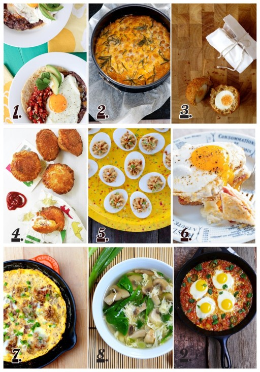 9 Egg Dishes From Around The World