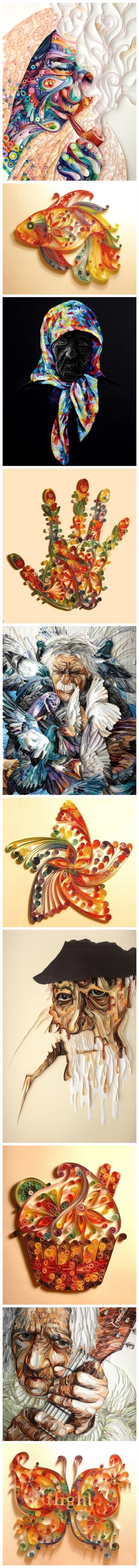 Amazing Paper Quilling Artworks 2