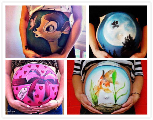 Bump Painting - Be Creative & Have Fun