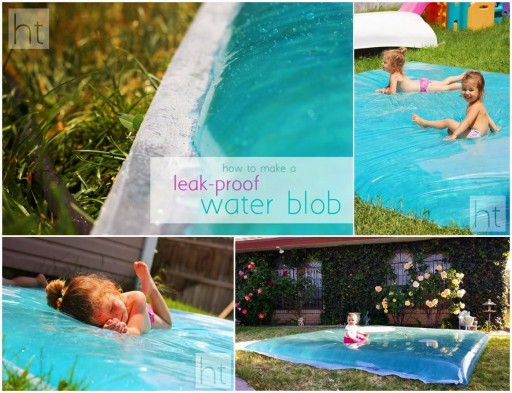 How To Make DIY Leak Proof Water Blob