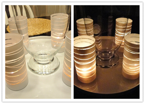 How To Make Elegant Votive Candleholders DIY Tutorial