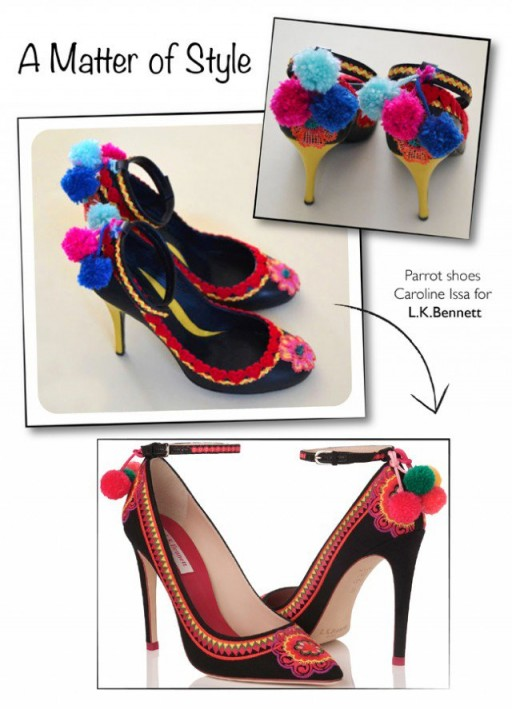 How To Make Stylish DIY Pom Pom Shoes