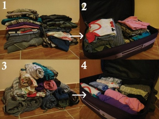 How To Pack A Suitcase Or Backpack The Right Way