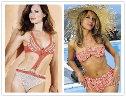 Two Free Fabulous Bikini Crochet Patterns
