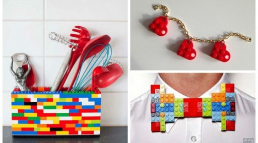 26 Unbelievable Fun DIY Crafts With Lego Blocks
