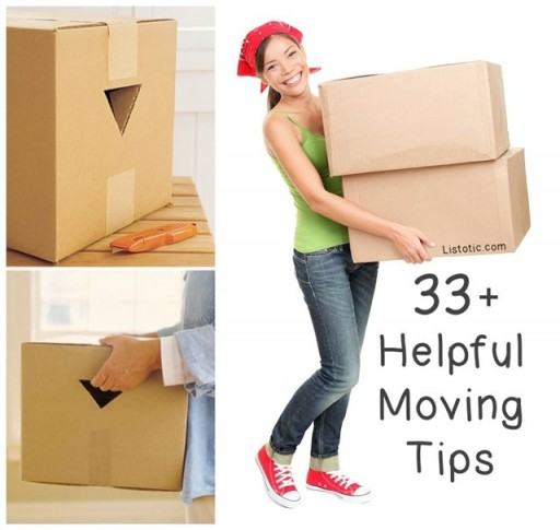 33 Helpful Moving Tips Everybody Should Know