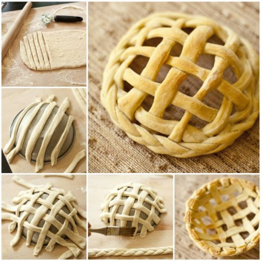 DIY Braided Bread Basket Tutorial