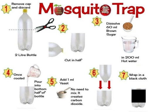 DIY Mosquito Trap Tutorial 2