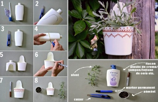 Easy Recycling Tutorial For Plastic Bottles