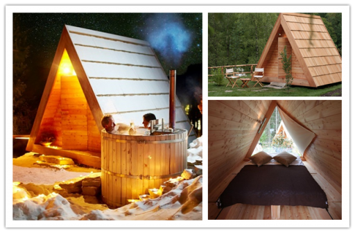 Enjoy Nature With Glamorous Gozdne Vile Glamping