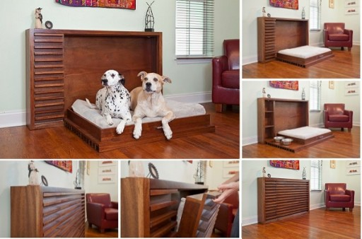 Fold-up Pet Bed