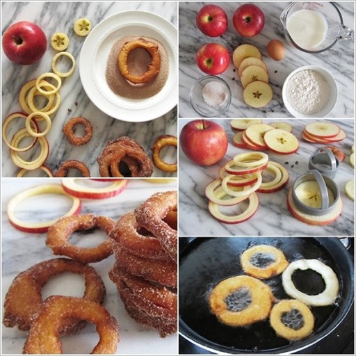 Homemade Cinnamon Apple Ring Recipe