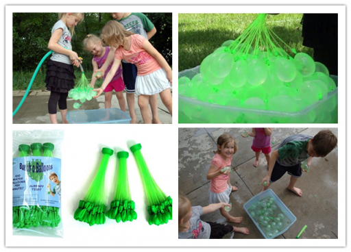 How To Fill 100 Water Balloons In One Minute With Bunch O Balloons
