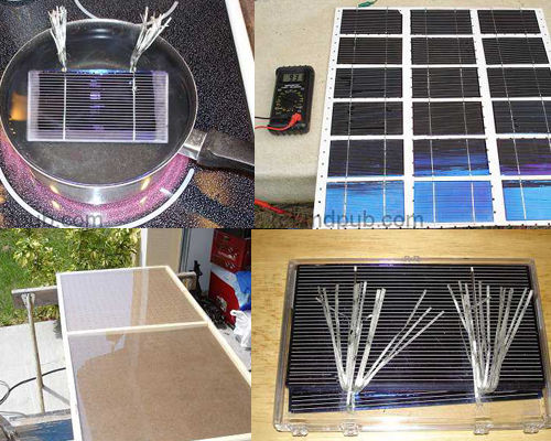 How To Get Build Solar Panels For Electricity