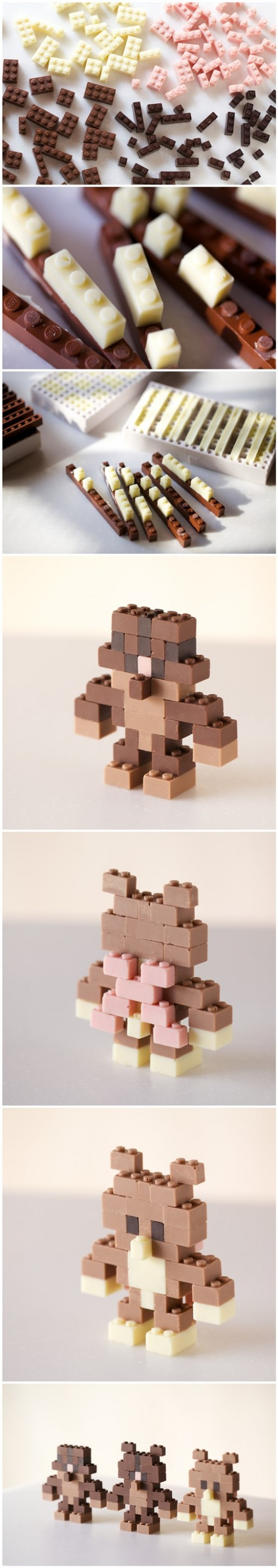 These Cute Chocolate Legos Are Going To Melt You 2
