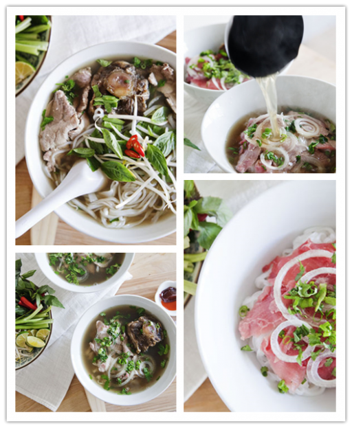 Vietnamese Beef Noodle Pho Soup Recipe & DIY Tutorial 2