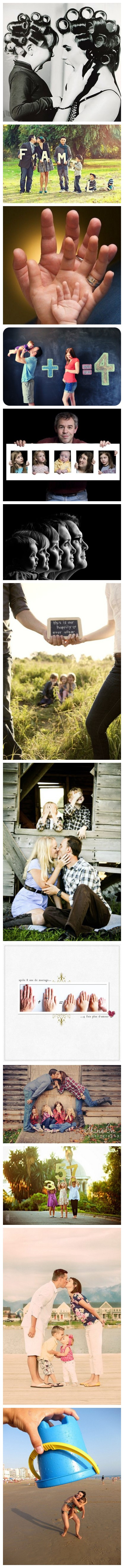 You Are Gonna Love These Wonderful And Creative Ways Take Family Photos 2