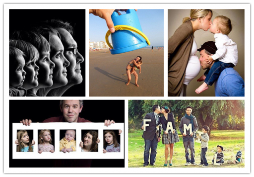 You Are Gonna Love These Wonderful And Creative Ways Take Family Photos