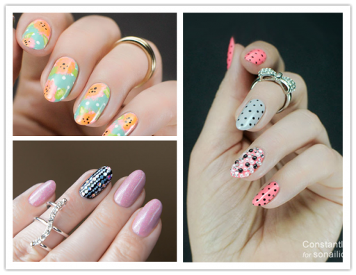 10 Attractive Manicure Ideas For Your First Date
