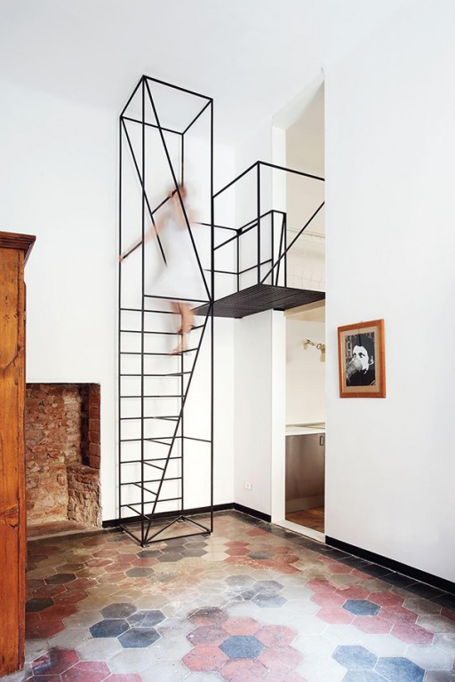 31 Super Cool Staircases That Changes Your View Of Stairs 13