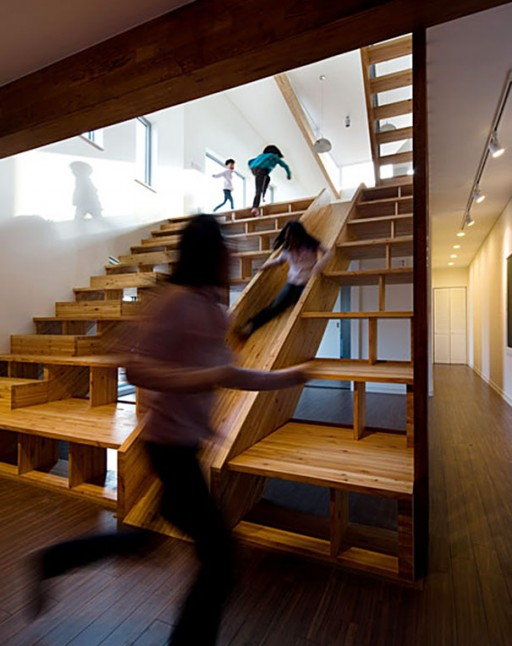 31 Super Cool Staircases That Changes Your View Of Stairs 14