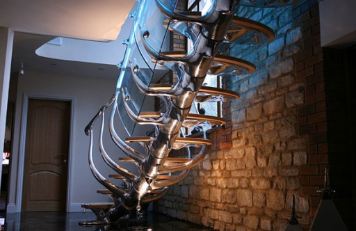 31 Super Cool Staircases That Changes Your View Of Stairs 3