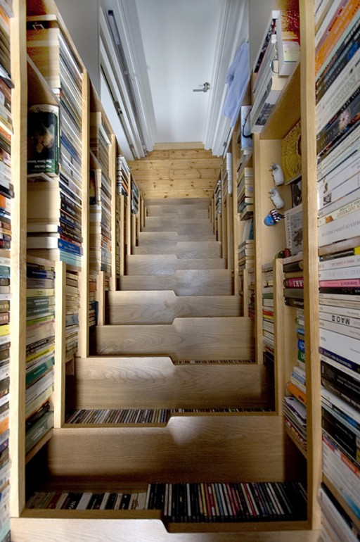 31 Super Cool Staircases That Changes Your View Of Stairs 4