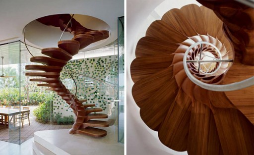 31 Super Cool Staircases That Changes Your View Of Stairs 5