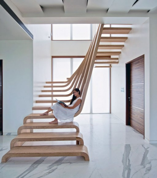 31 Super Cool Staircases That Changes Your View Of Stairs
