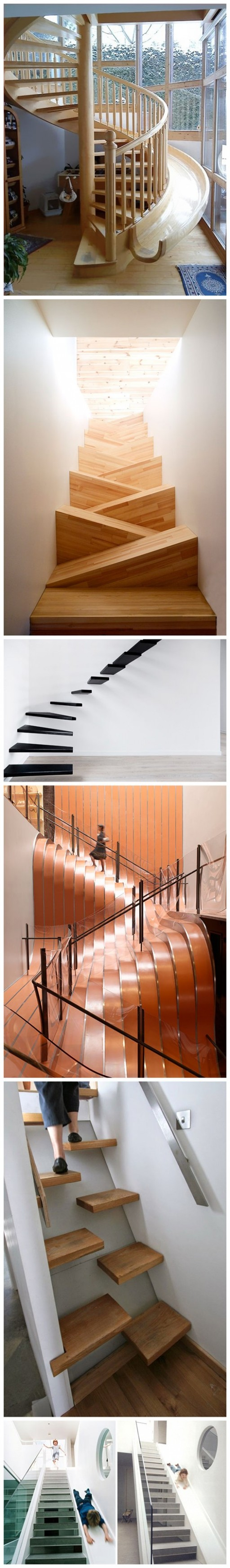 31 Super Cool Staircases That Changes Your View Of Stairs 7
