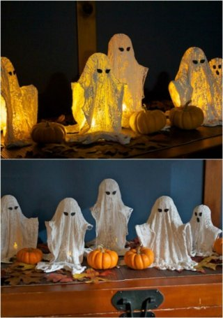 40 Easy DIY Halloween Decoration Ideas 6