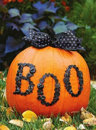 40 Easy DIY Halloween Decoration Ideas 8