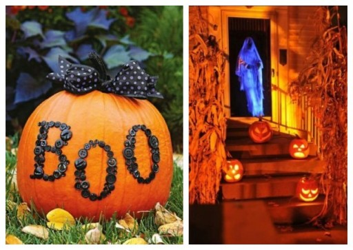 40 Easy DIY Halloween Decoration Ideas 9