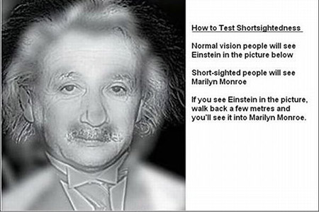 Amazing Optical Illusions To Prove You Should Not Always Believe What You See 21