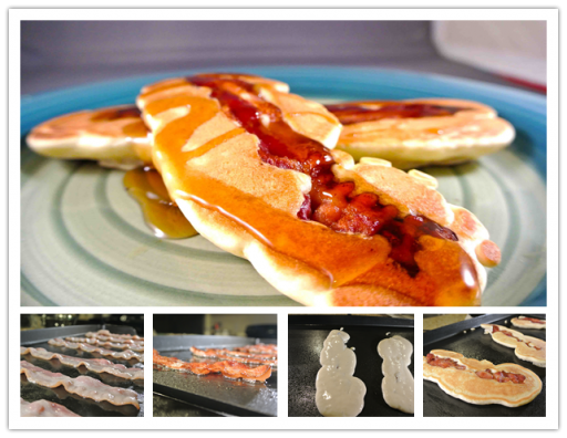 Bacon Pancake Sticks Recipe And DIY Tutorial