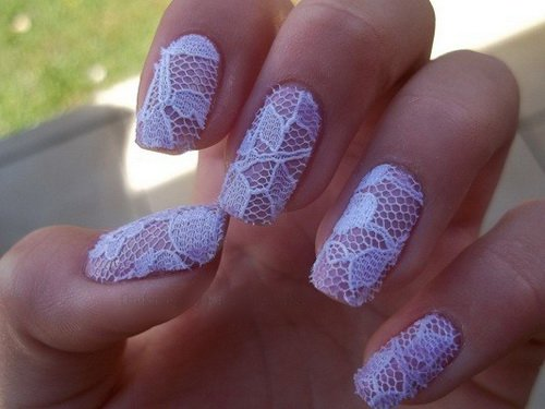 Best Nail Art Design Ideas For A Wedding 1